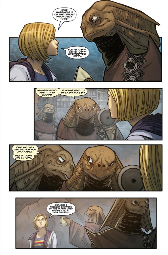Doctor Who Comics 2020 P4