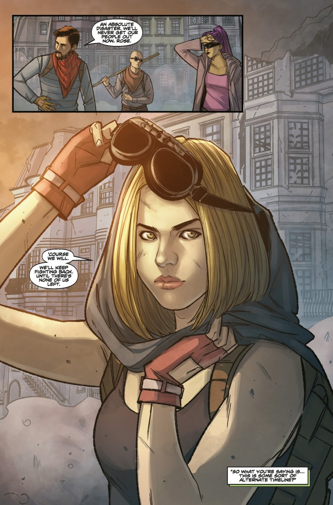 Doctor Who Comics 2020 P5