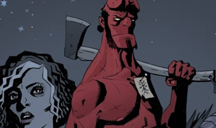 Hellboy and the BPRD Her Fatal Hour Header