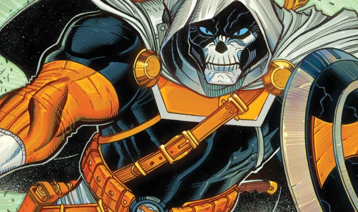 Taskmaster #1 Header
