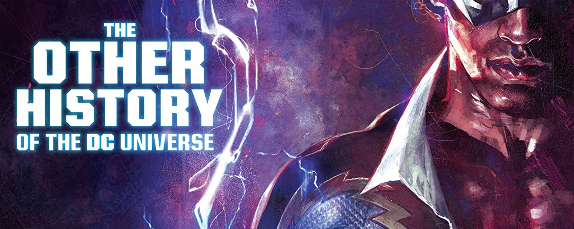 The Other History Of The DC Universe #1 Header