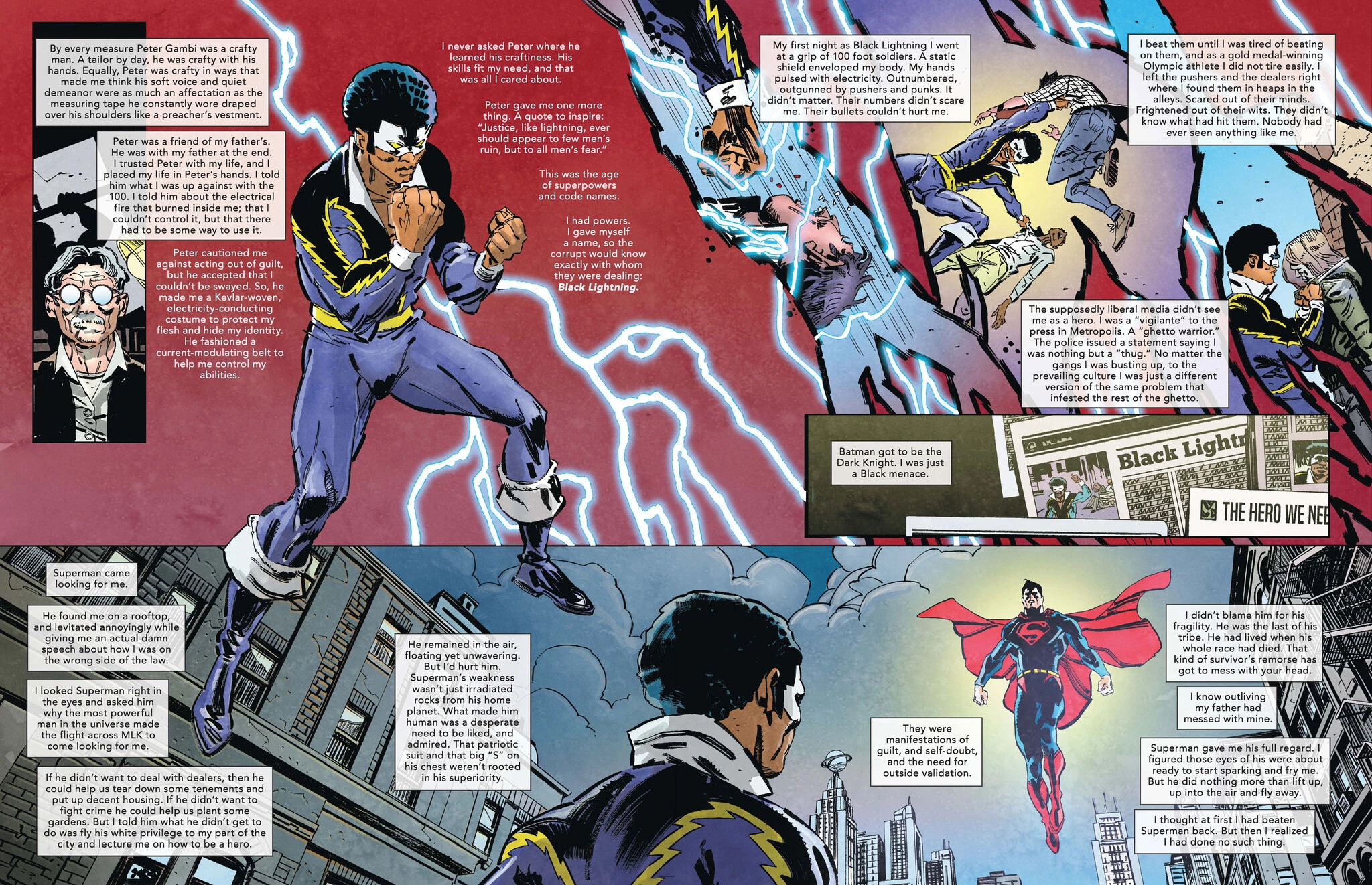 The Other History Of The DC Universe #1 Page 3