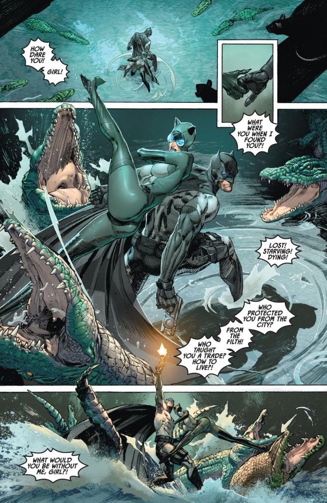 BatmanCatwoman #1 Page 2
