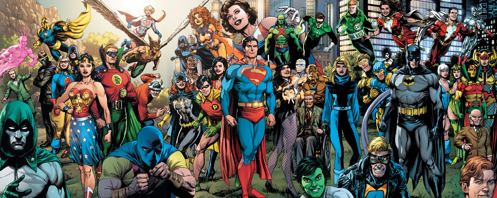 Dark Nights Last Stories of the DC Universe