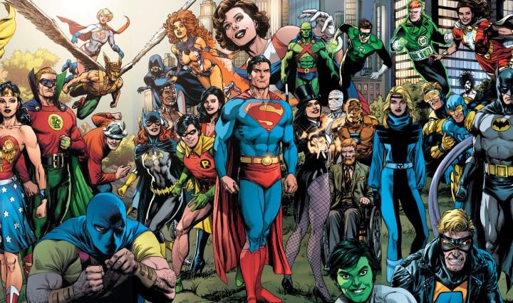 Dark Nights Last Stories of the DC Universe