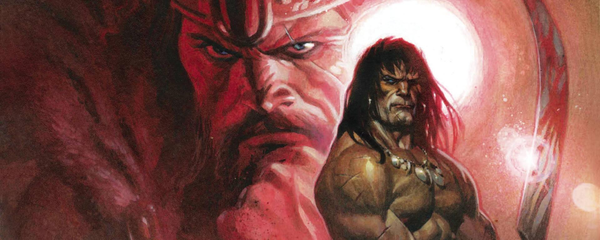 King-Size Conan #1 Header