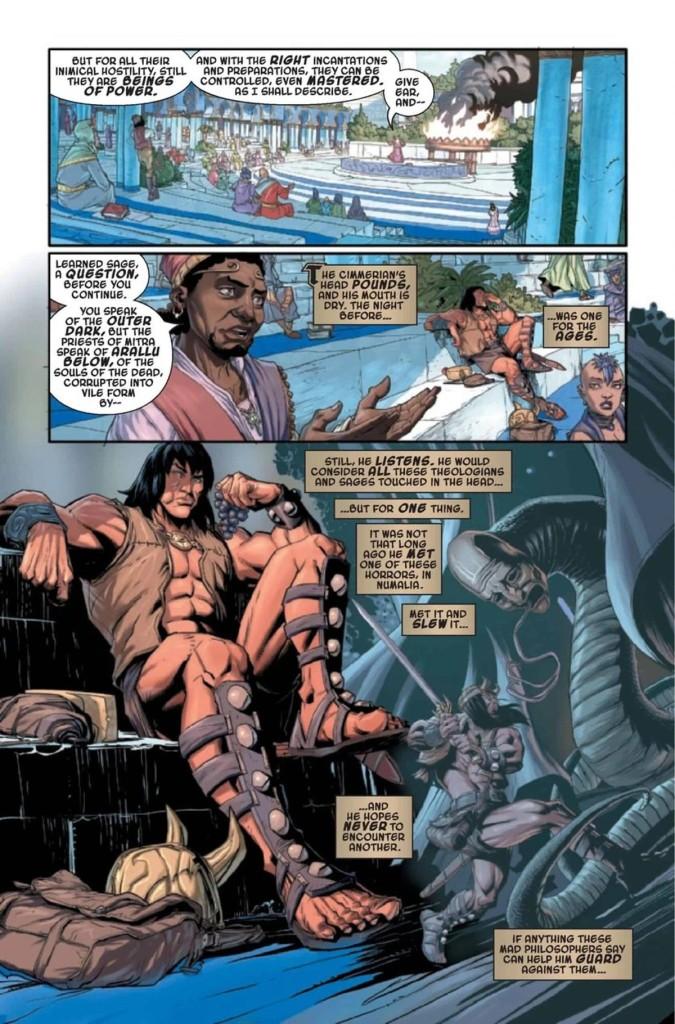 King-Size Conan #1 Page 2