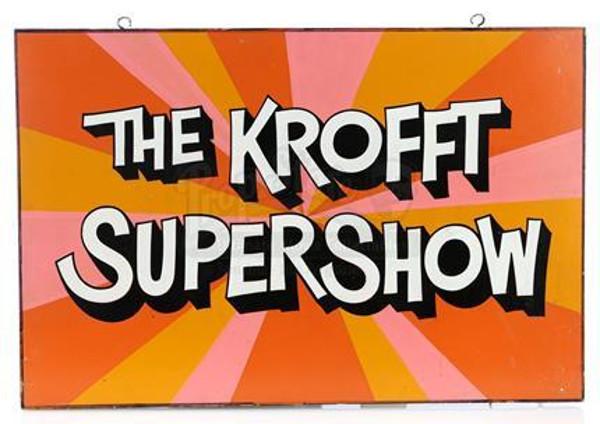 Kroft Supershow Logo