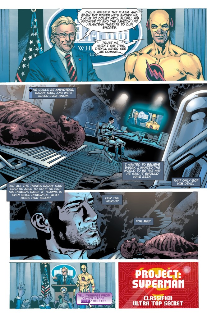 Tales Of The Dark Multiverse Flashpoint Page 2