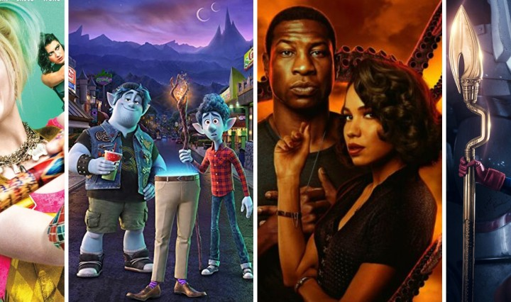 Best Movies and TV of 2020 Header