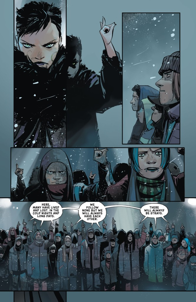 Future State Catwoman Page 1