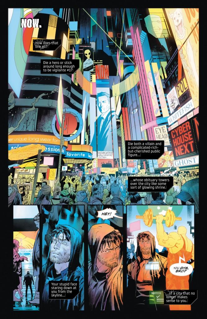 Future State Dark Detective #1 Page 1
