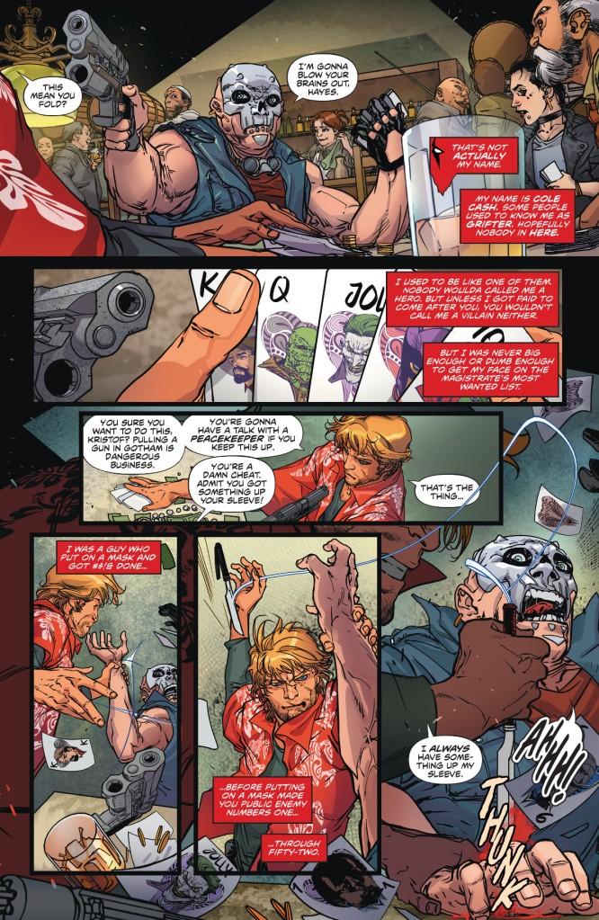 Future State Dark Detective #1 Page 2