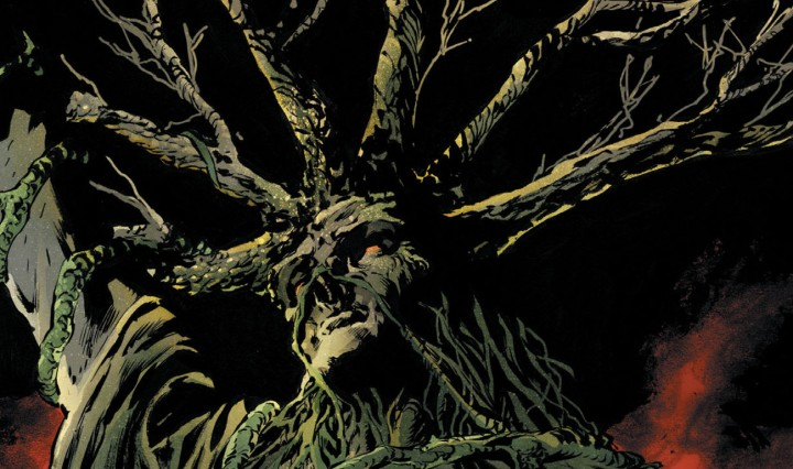 Future State Swamp Thing Header