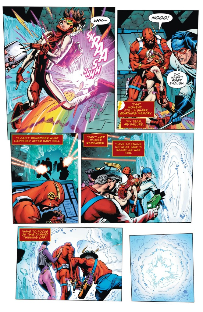 Future State: The Flash Page 1