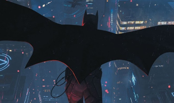 Future State The Next Batman Header