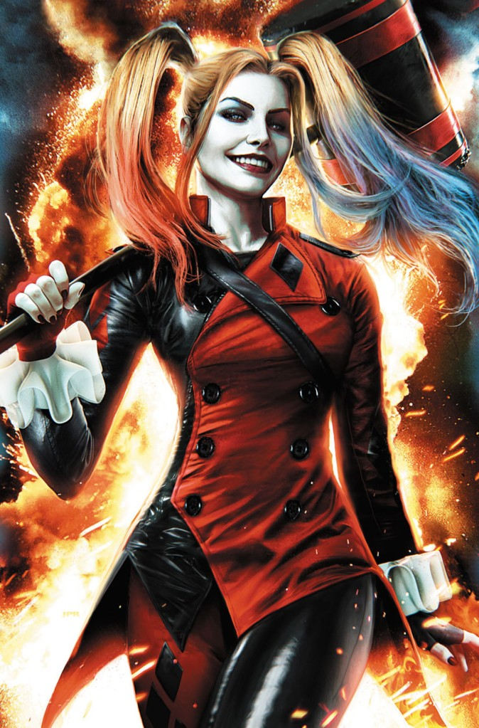 Suicide Squad #11 Jeremy Roberts Variant Cover