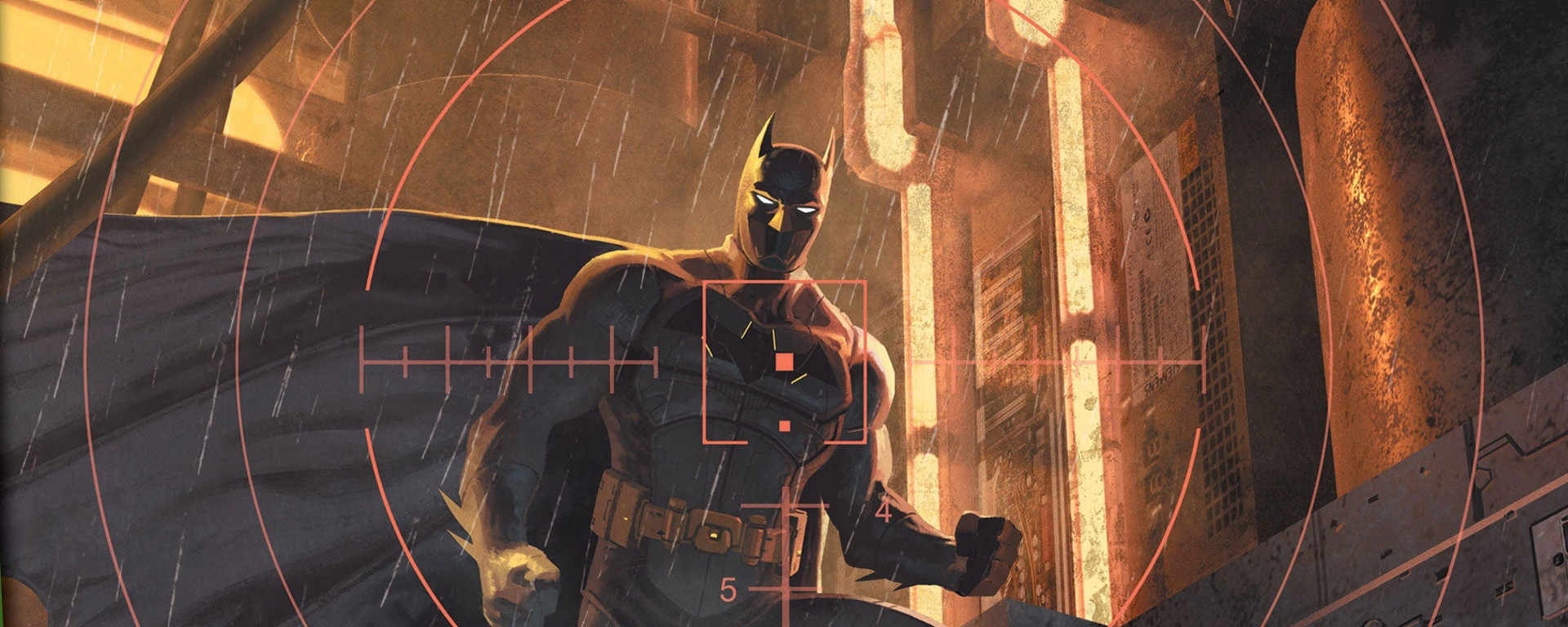 The Next Batman #2 Header