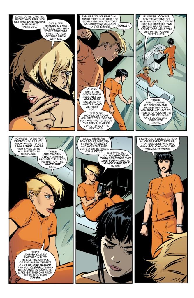 The Next Batman #2 Page 2