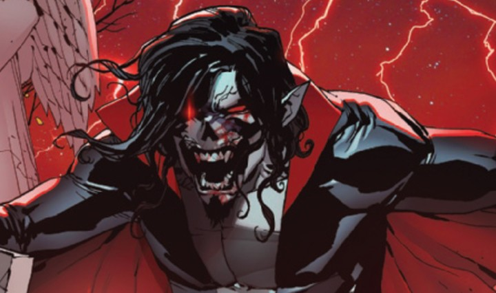 Morbius Bond of Blood #1 Header