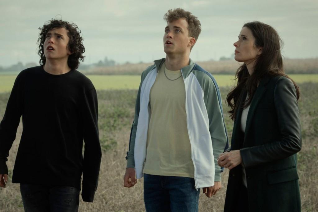 Superman and Lois: Jordan, Jonathan and Lois