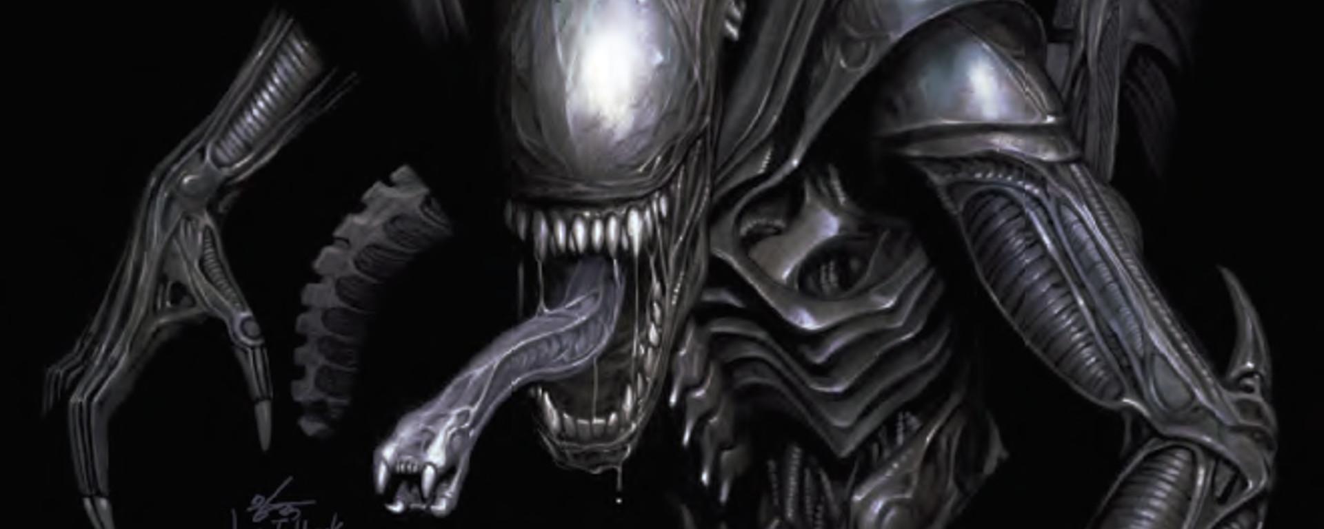 Alien #1 Header