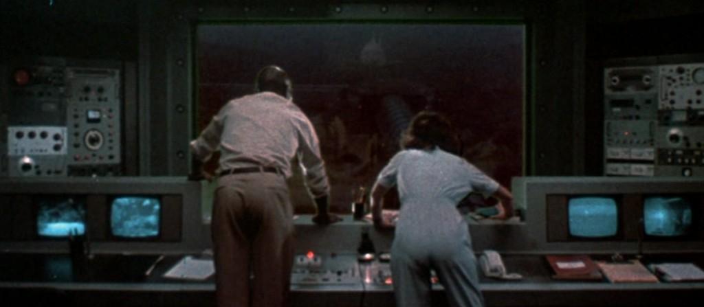 Jaws 3D Control Room
