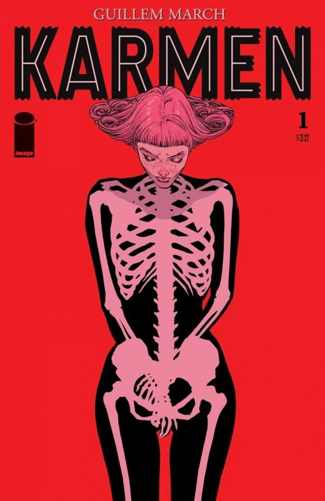 Karmen #1 Cover