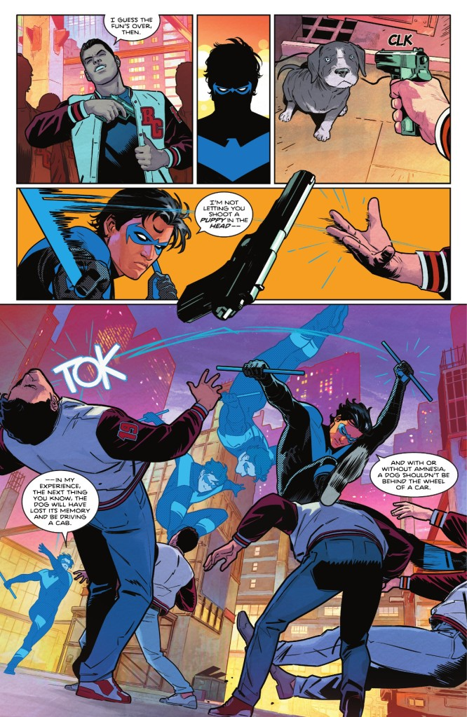 Nightwing #78 Page 2