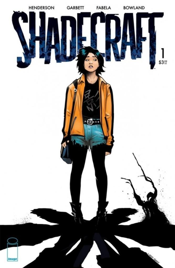 Shadecraft #1 Cover