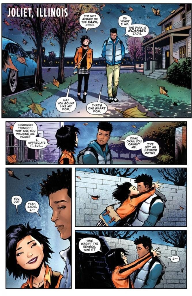 Shadecraft #1 Page 1