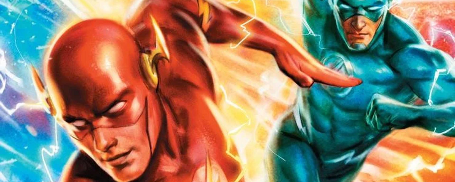 The Flash #768 Header