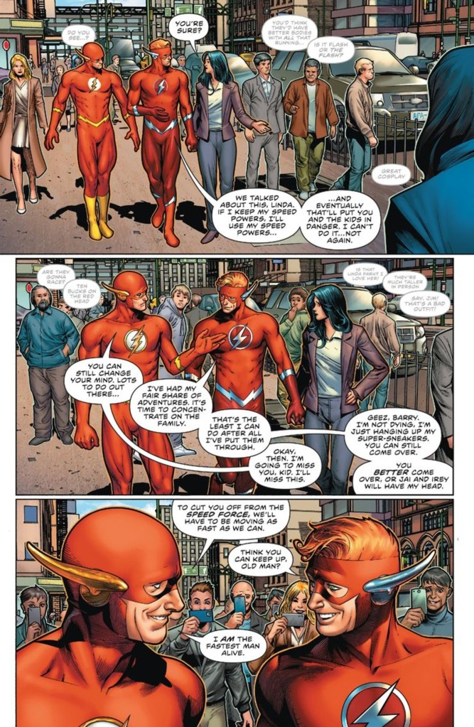 The Flash 768 Page 1