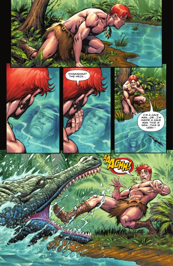 The Flash #768 Page 2