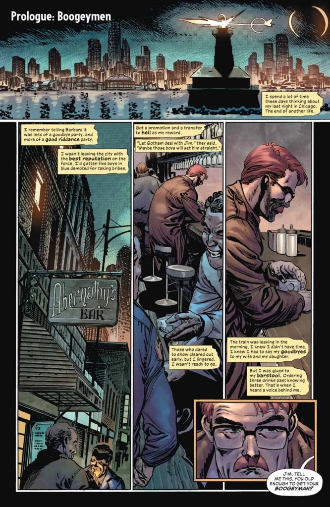 The Joker #1 Page 1