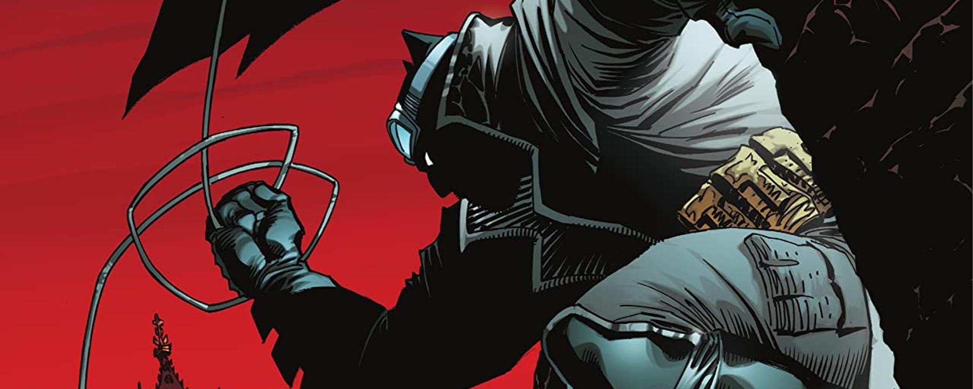 Batman The Detective #1 Header