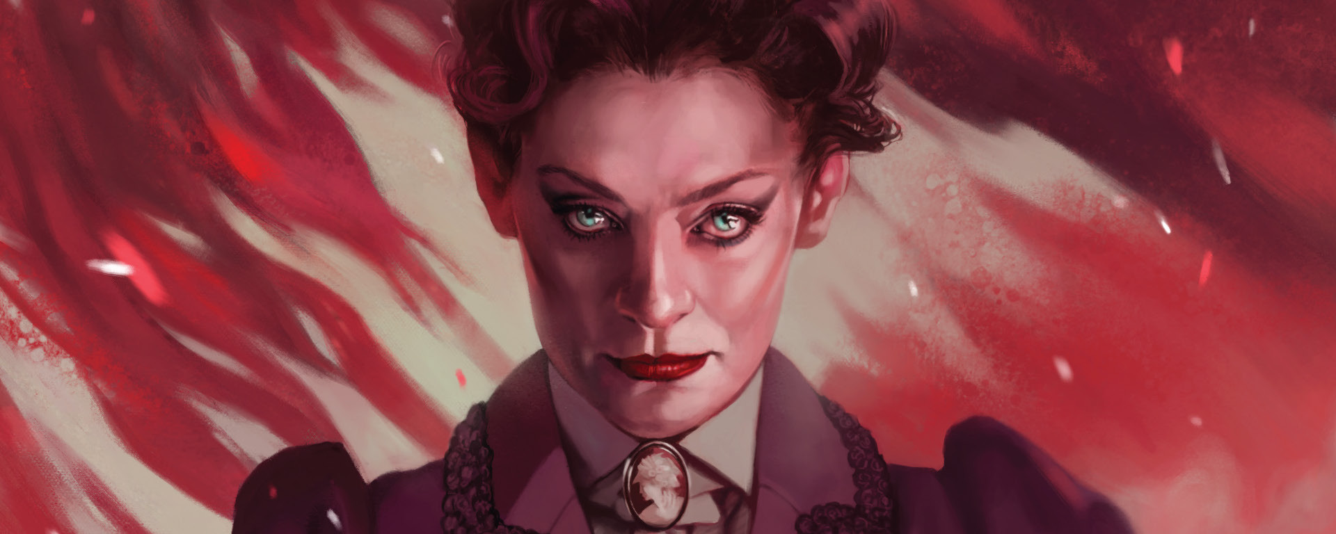 Doctor Who Missy #1 Header
