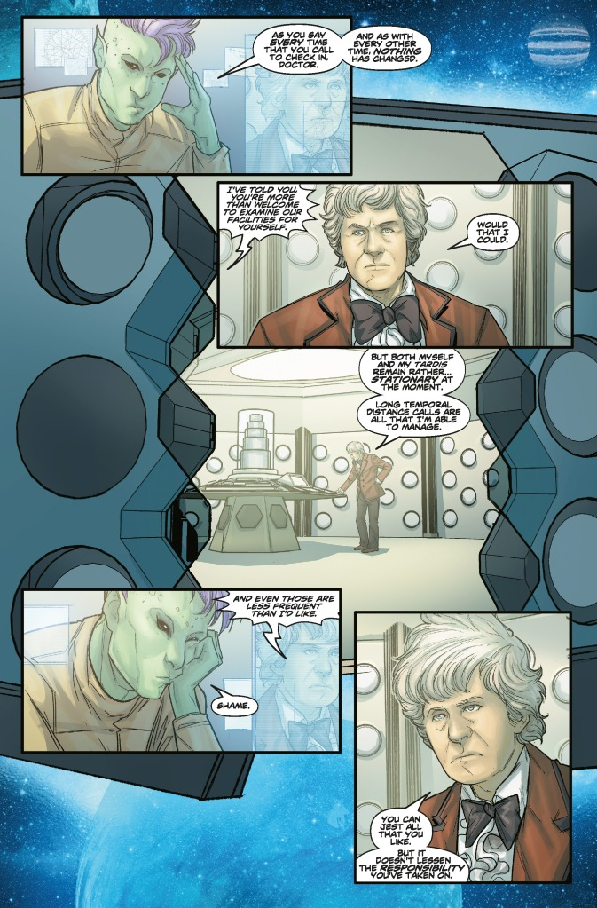 Doctor Who Missy #1 Page 1