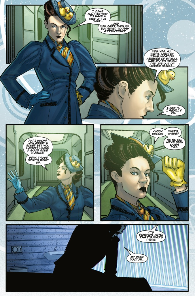 Doctor Who Missy #1 Page 3