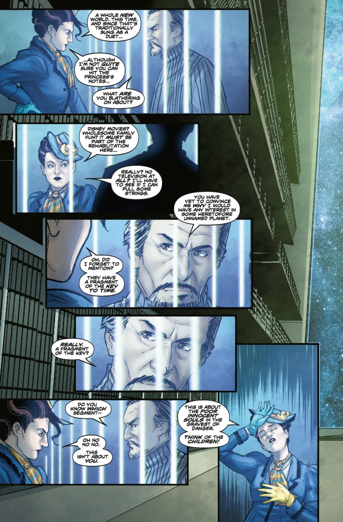 Doctor Who Missy #1 Page 4