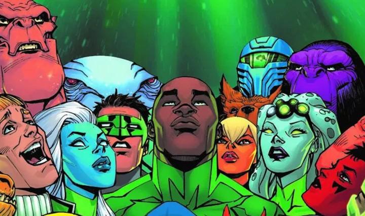 Green Lantern (2021) #1 Header