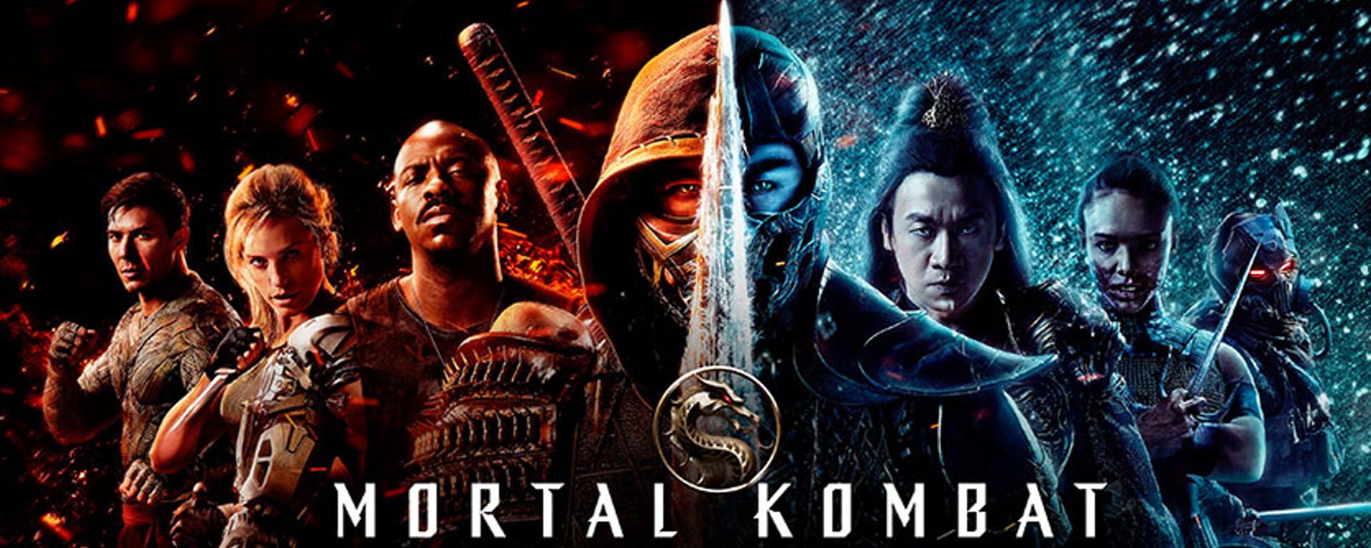 Mortal Kombat Header