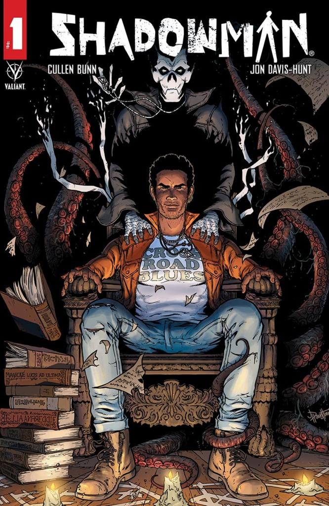 Shadowman #1 Cover A