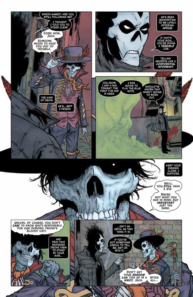 Shadowman #1 Page 5