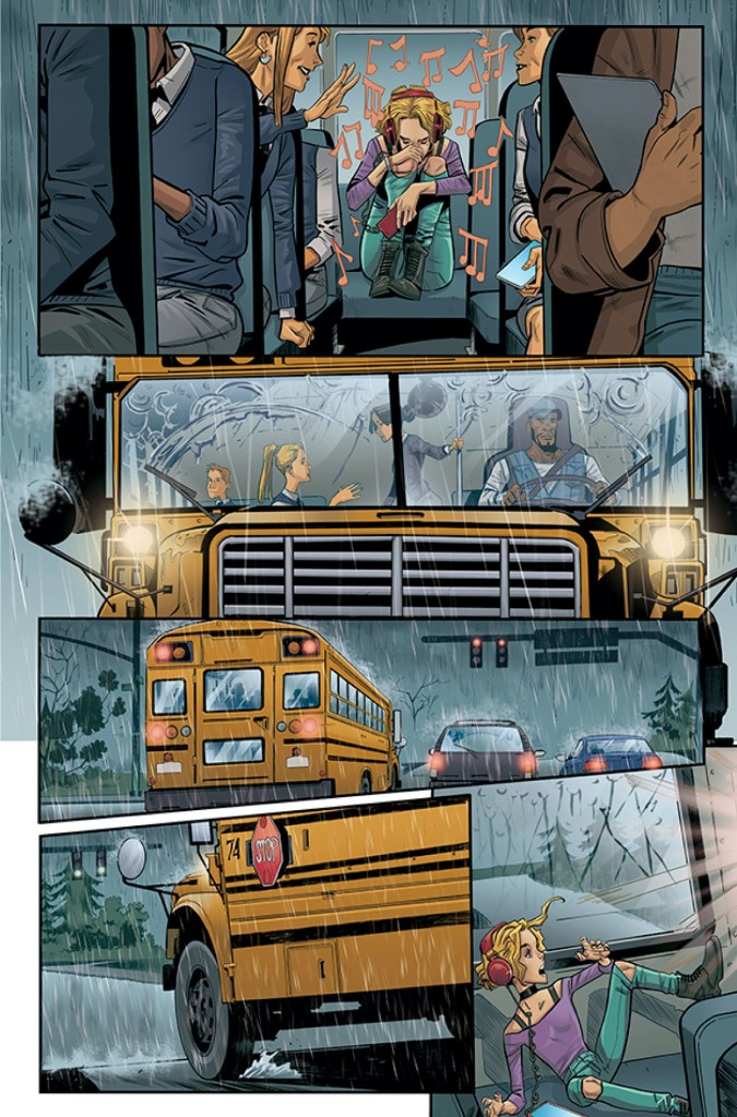 Extraordinary #0 Page 2