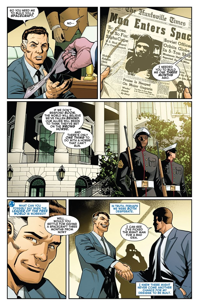 Fantastic Four Life Story #1 Page 1