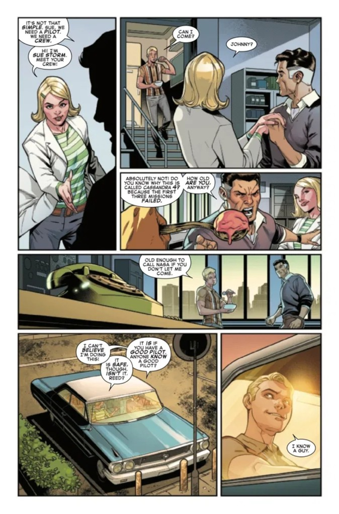 Fantastic Four Life Story #1 Page 2