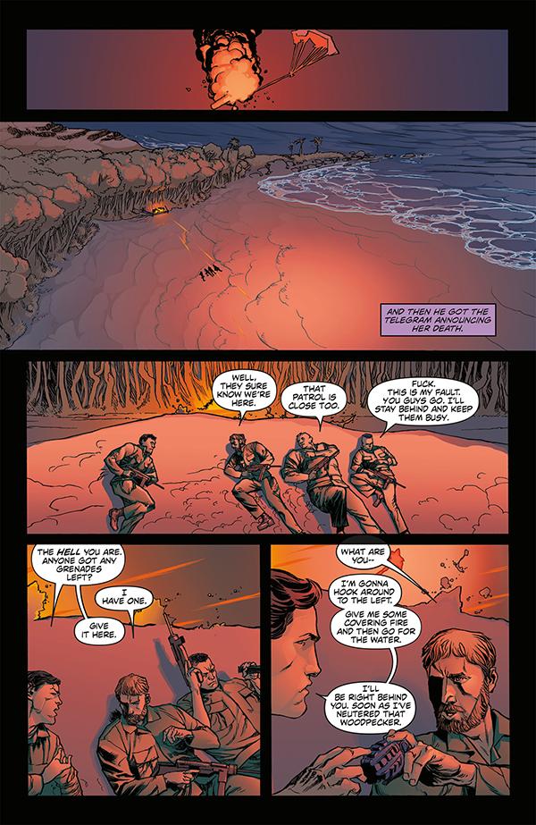 The Secret Land #1 Page 1