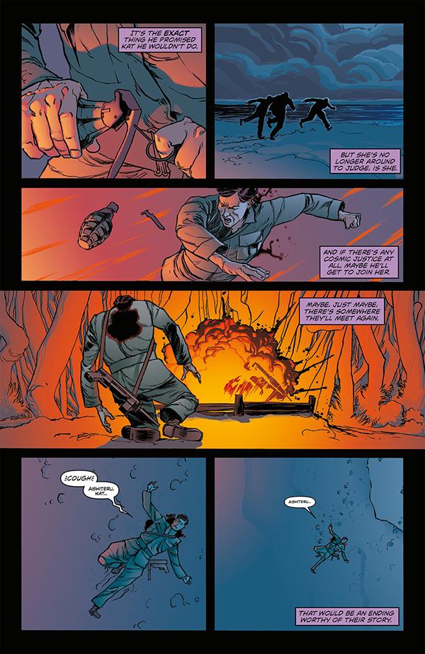 The Secret Land #1 Page 3