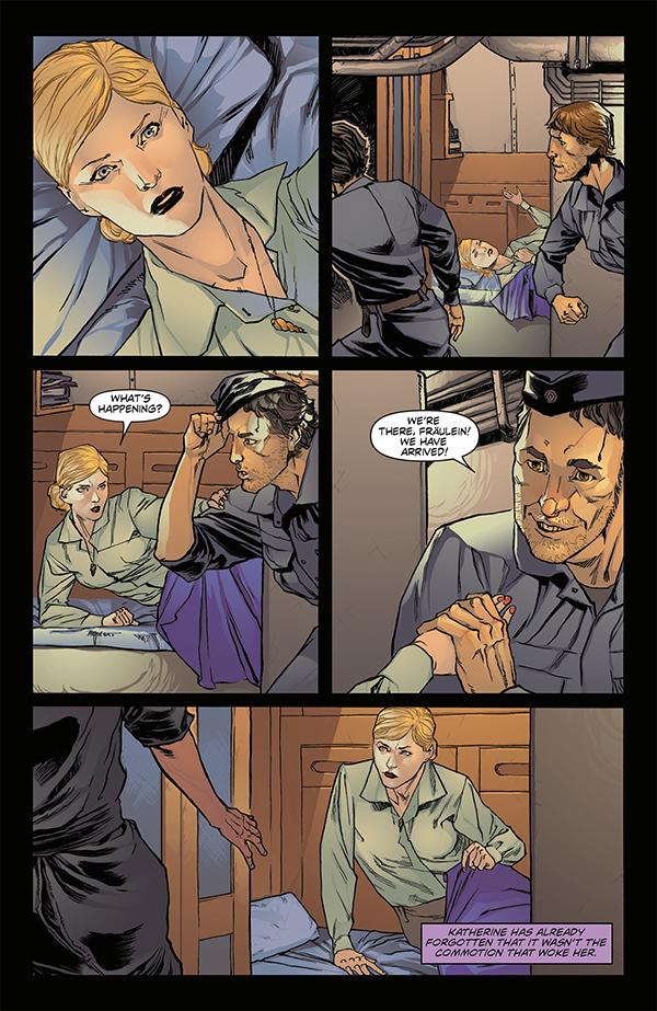 The Secret Land #1 Page 4